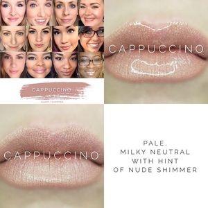 NEW Cappuccino LipSense